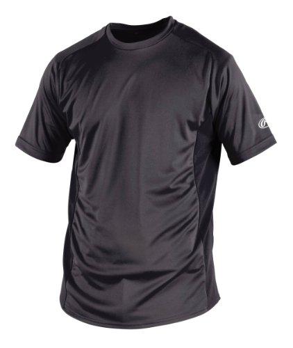 Rawlings Men's Short Sleeve Baselayer
