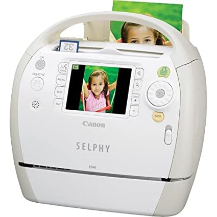 Canon SELPHY ES20 Printer Drivers Windows 7