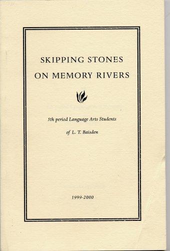 Logan Stone (SKIPPING STONES ON MEMORY RIVERS by 5th Period Language Arts Students of L. T. Baisden, Logan High School, Logan WV)