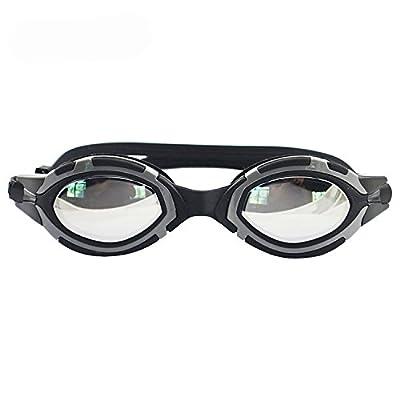 paracity (TM) de natation lunettes de natation lunettes de natation anti-buée Protection anti-UV pour hommes femmes adultes Sport