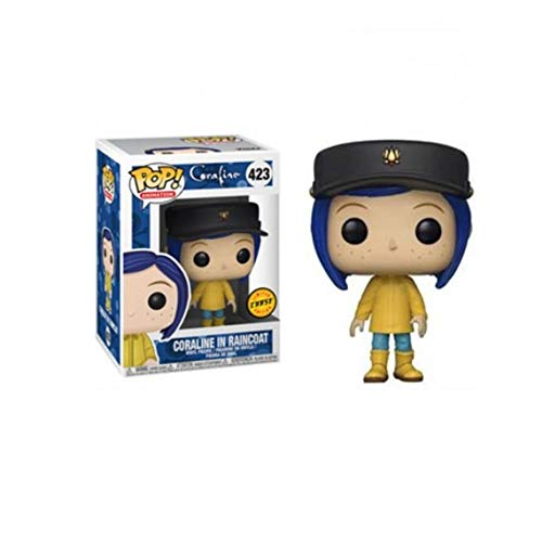 Funko - Figurine Coraline - Coraline with Raincoat Chase Pop 10cm - 3700936116