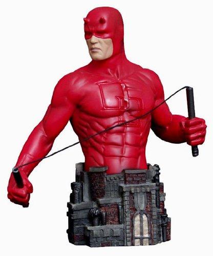Bust Daredevil - Daredevil Resin Bust Sculpted By Jeff Feligno