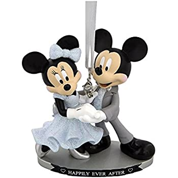 Amazon.com: Disney Parks Just Married Mickey and Minnie