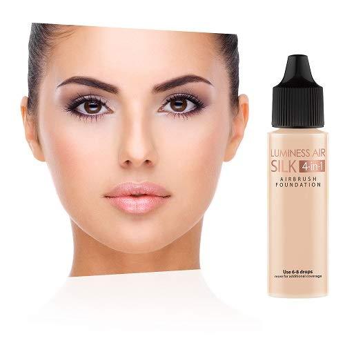 Luminess Air Airbrush Silk 4-in-1 Enhanced Foundation shade 030 .50 oz