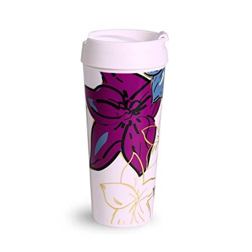 Flower Travel Mug - 6