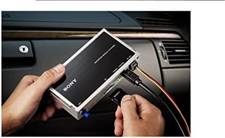 Sony XNVKIT631 - Kit Reproductor 2DIN para Coche y módulo GPS (Bluetooth y NFC, Pantalla de 6,2