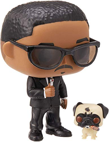 Pop! & Buddy Vinilo Men In Black Agent J & Frank