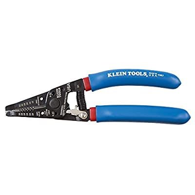 Klein Tools 11057 Wire Stripper and Cutter - Best Precision Wire Stripper Review