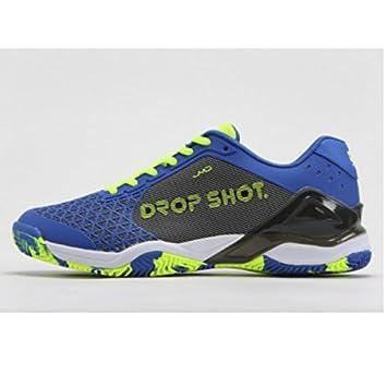 DROP SHOT Conqueror Tech Blue Zapatillas, Hombre: Amazon.es: Deportes y aire libre