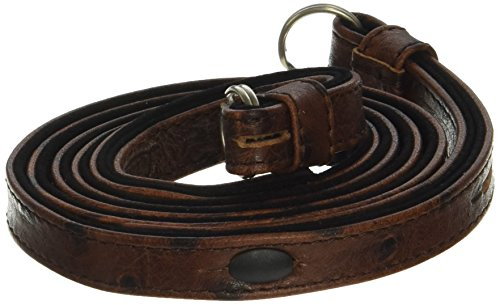 Leica Carrying Strap (Leica Traditional carrying strap, Ostrich look, chestnut)