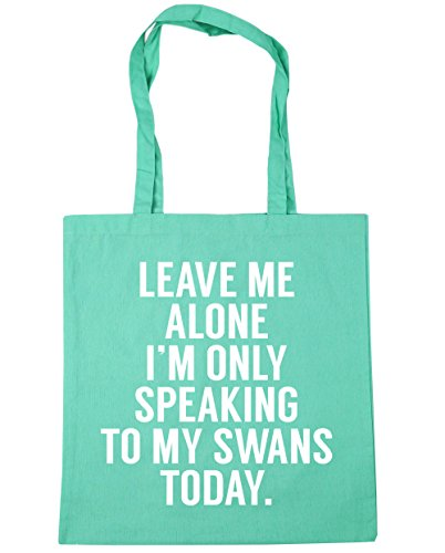 x38cm litres Bag 10 speaking I'm Shopping to 42cm HippoWarehouse today swans my Mint Tote Gym only Leave alone Beach me wq6TTpgUa