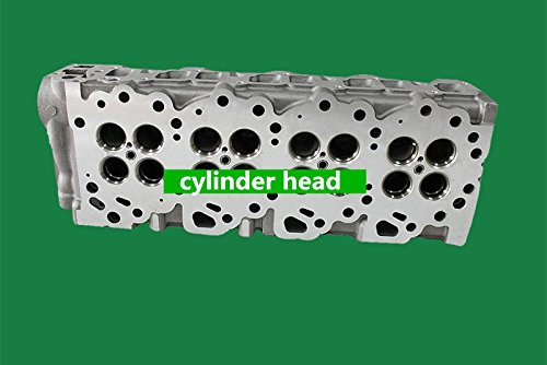 GOWE cylinder head for 4JX1 3.0DTI DOHC 16v cylinder head for Isuzu Trooper/Monterey 2999cc 1998- 8-97245184-1 8972451841 8 97245184 1 (Trooper Cylinder Head)