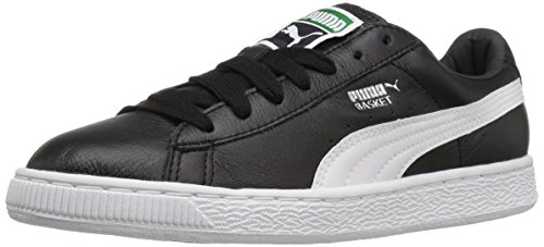 Puma Womens Basket Classic LFS Wns Fashion Sneaker Puma Black-puma White