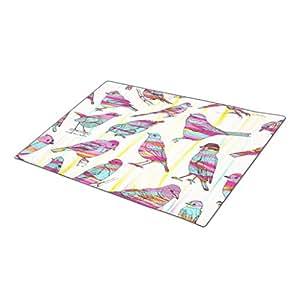 QuiQ Monogrammed Door Mat Women Indoor Mats Blank One size