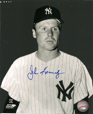 John Kennedy Signed New York Yankees 8x10 Photo - Autographed Autograph by Sports Collectibles Online