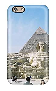 Awesome Egypt Flip Case With Fashion Design For Iphone 6