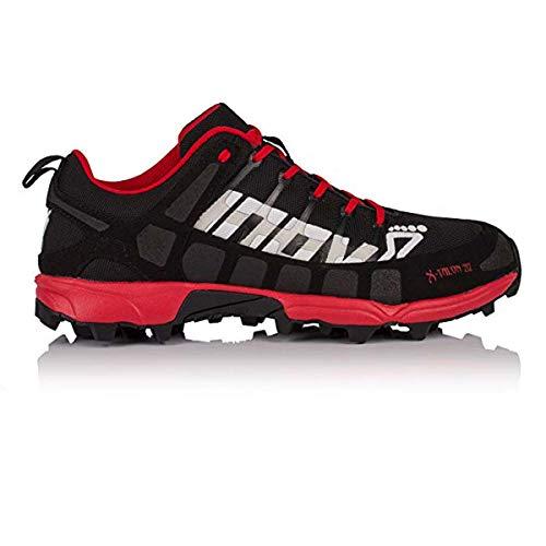 Inov-8 X-Talon 212 Black/Red Men's Size 4 Women's Size 5.5 Running Shoes