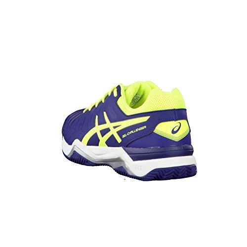 6 da uomo tennis Giallo Asics Scarpe game Blu Gel da wUIgqx
