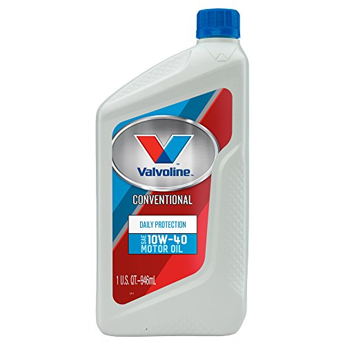 Valvoline Daily Protection 10W 40 Conventional