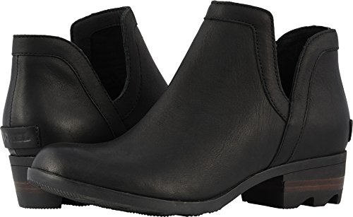 Sorel Lolla Cut Out Bootie, Botines Femme Noir (Black 010)