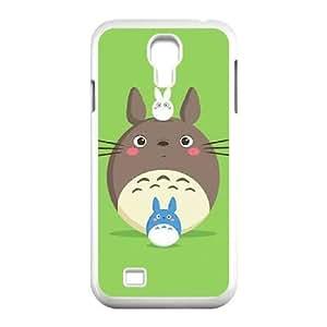 Samsung Galaxy S4 I9500 Phone Case White My Neighbor Totoro VGS6009278