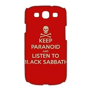 Samsung Galaxy S3 I9300 Phone Case Black Sabbath DT90128
