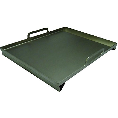 Rcs Stainless Griddle For Double Side Burner - Rssg2