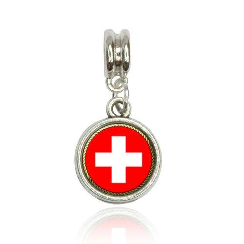 Flag Of Switzerland Euro...