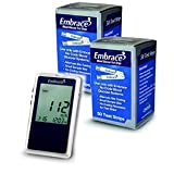 Our product review for Embrace No-code Talking Meter Kit with 100 Test Strips