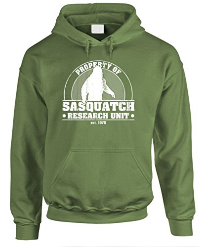 Sasquatch Hoodie - 3