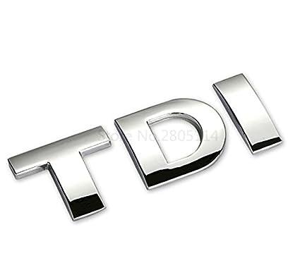 TDi badge Embl/ème Autocollant Logo