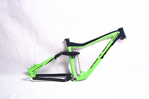 Amazon.com : LUTU Full Suspension Aluminium frame Alloy MTB Mountain ...