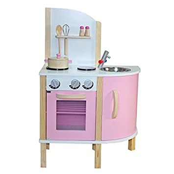 Liberty House Toys Little Chef Contemporáneo Juguete de madera de la ...