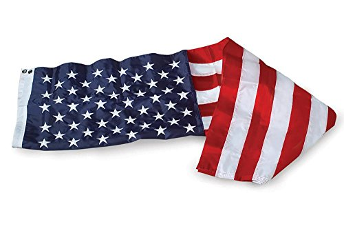 Allied Flag United States 4′ x 6′ Embroidered Nylon American Flag For Sale