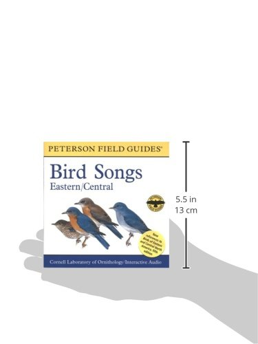 A Field Guide to Bird Songs: Eastern and Central North America (Peterson Field Guides) by Peterson Books