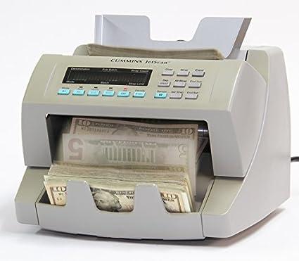 amazon com cummins jetscan 4068 mixed bill counter scanner used rh amazon com Cummins JetScan Money Counter 4021 Cummins JetScan Bill Counter