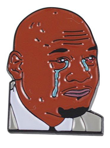 Crying Jordan Pin
