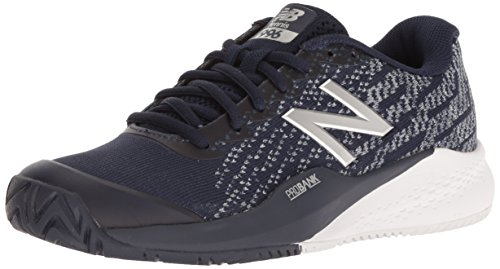 New Balance Women's 996v3 Hard Court Tennis Shoe, Pigment, 9.5 B US
