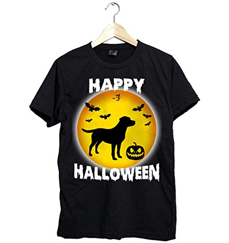 Amazing Labrador shirt - Happy Halloween - Funny Gift for Labrador Lovers this Halloween- Unisex Style Size Up to 6XL - Fast Shipping]()