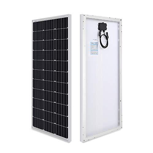 Renogy 2 Pieces 100w Monocrystalline Photovoltaic Pv Solar