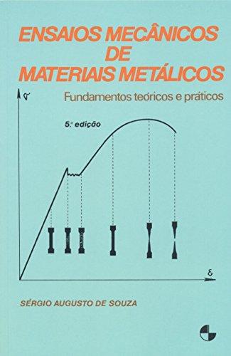 Ensaios Mecânicos de Materiais Metálicos: Fundamentos Teóricos e Práticos
