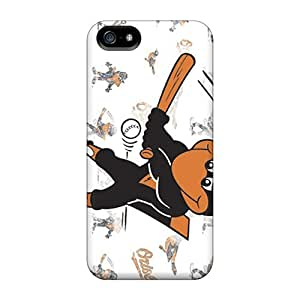 AaronBlanchette Iphone 5/5s Perfect Hard Cell-phone Case Custom Attractive Baltimore Orioles Pattern [LjZ12662SgIw]