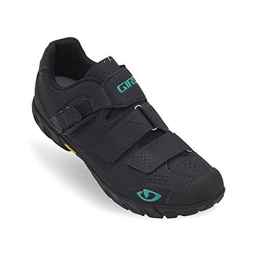 Giro Terradura - Zapatillas - negro Talla 42 2017 black/dynasty green
