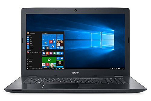 Acer Aspire E 17 E5-774G-58GS 17.3-inch HD+ Notebook (Windows 10)