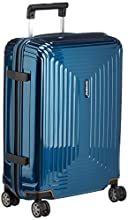 Samsonite Neopulse - Spinner S (Ancho: 20 cm) Equipaje de Mano, 55 cm, 38 L, Azul (Metallic Blue)