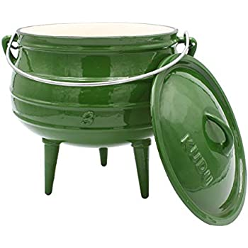 KUDU Enamel Dutch Oven No. 3 Potjie