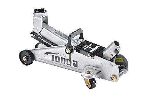 TONDA 2 Ton Capacity Garage Floor Jack Heavy Duty, Quick Lift(The max height 13.4 inches) by TONDA (Image #4)