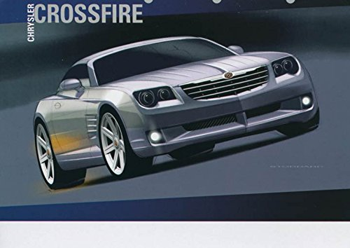 2004-chrysler-crossfire-original-large-factory-postcard