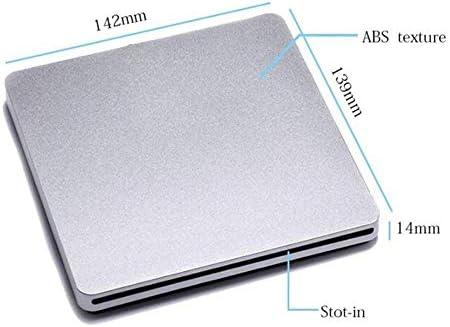 DVDドライブ USB3.0外付けBD-ROMブルーレイコンボドライブDVDバーナーライター3DブルーレイコンボBD-ROMプレーヤーABS YYFJP