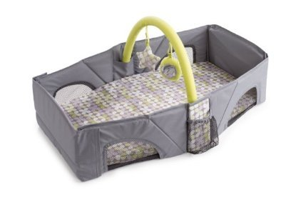 Pekks Infant Travel Bed & Diaper Changer by Pekks